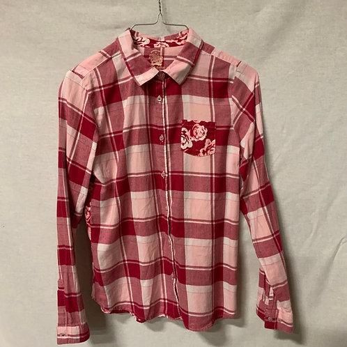 Girls Long Sleeve Shirt - Size XL (14/16)