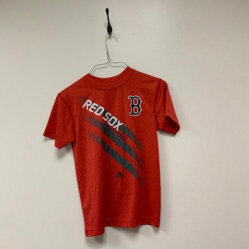 Boys Short Sleeve Shirt - Size M (8)