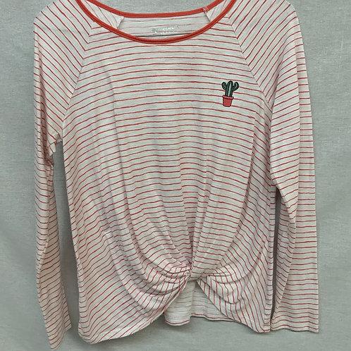 Girls Long Sleeve Shirt - Size XL (16)