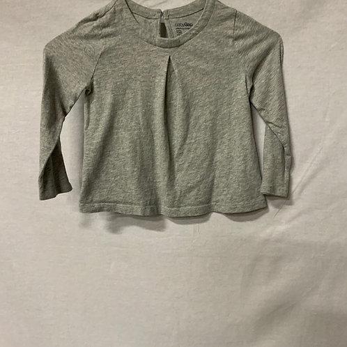Girls Long Sleeve Shirt - Size XS (4T)