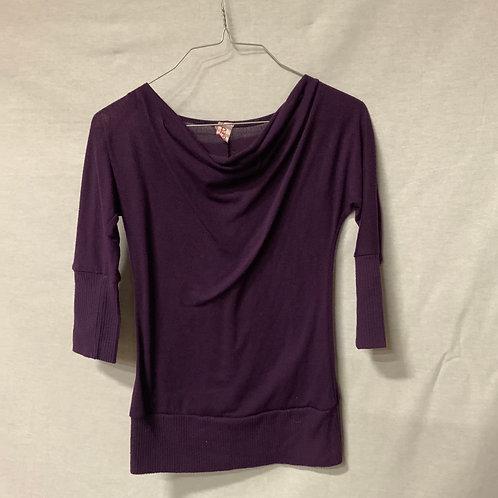 Girls Long Sleeve Shirt - Size L (10/12)