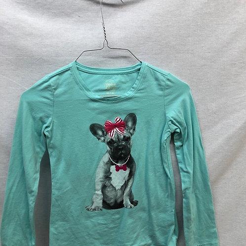 Girls Long Sleeve Shirt - M