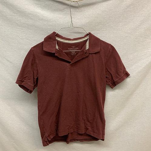 Boys Short Sleeve Shirt - Size 10-12