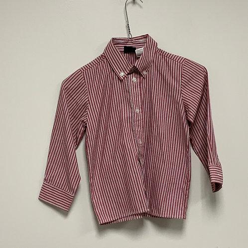 Boys Long Sleeve Shirt - S
