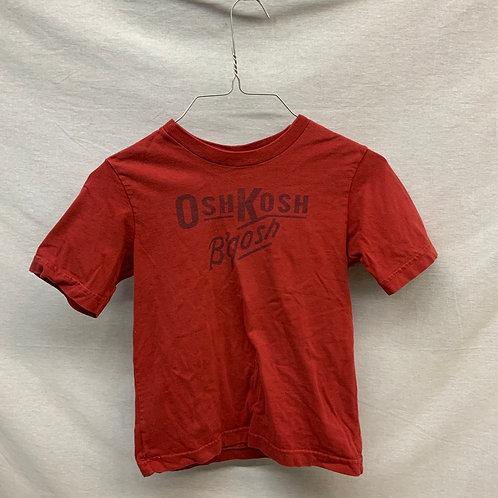 Boys Short Sleeve Shirt - Size 6