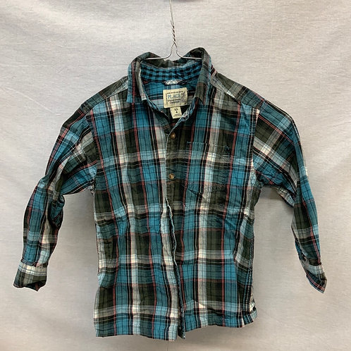 Boys Long Sleeve Shirt - Size XS