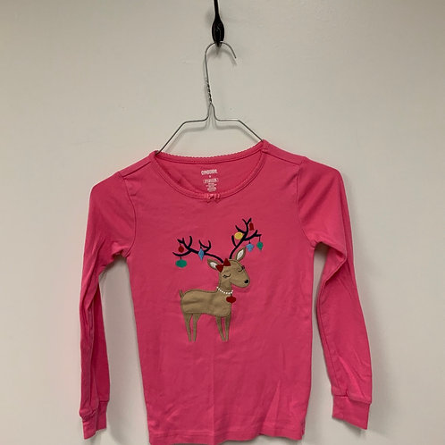 Girls Long Sleeve Shirt - Size 8