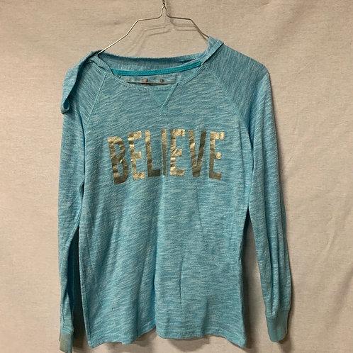 Girls Long Sleeve Shirt - Size L (14)