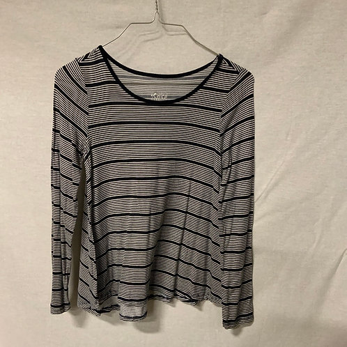 Girls Long Sleeve Shirt - Size M (8)