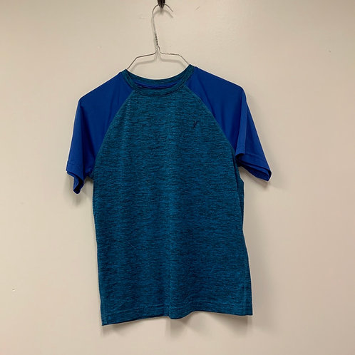 Boys Short Sleeve Shirt - Size M?