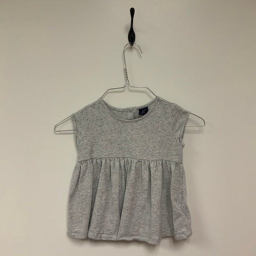 Girls Short Sleeve Shirt - Size 4