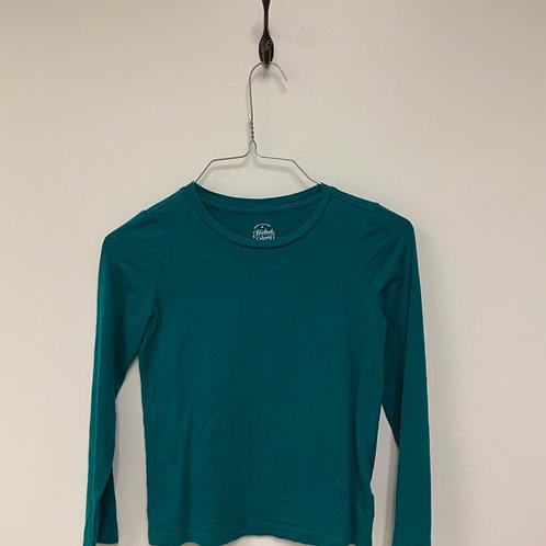 Girls Long Sleeve Shirt - Size 7-8