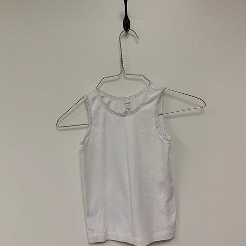 Girls Short Sleeve Shirt - Size 6-6X
