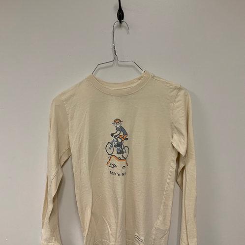 Boys Long Sleeve Shirt - Size 7-8