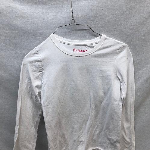 Girls Long Sleeve Shirt -L