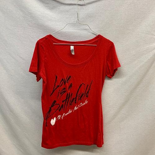Women's Short Sleeve Shirt - Size L