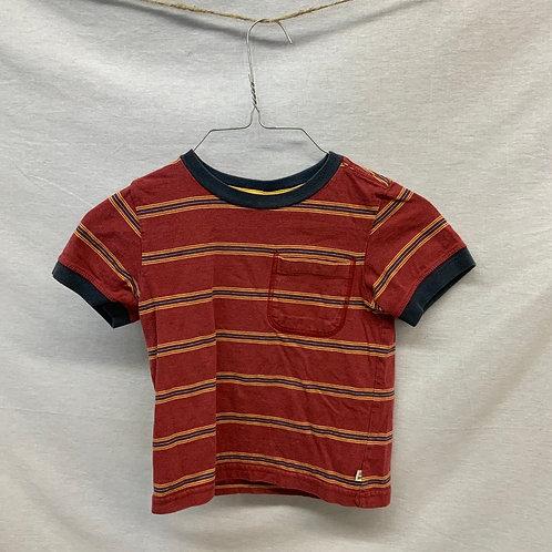Boys Short Sleeve Shirt - Size 4