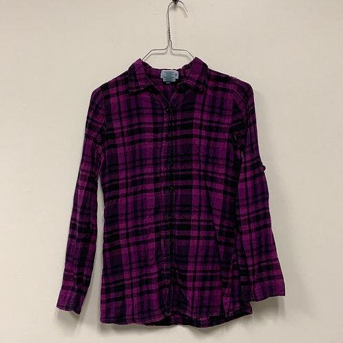 Girls Long Sleeve Shirt- Size M