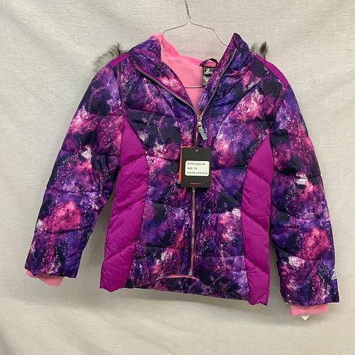 Girls Winter Jacket - Size M (7/8)