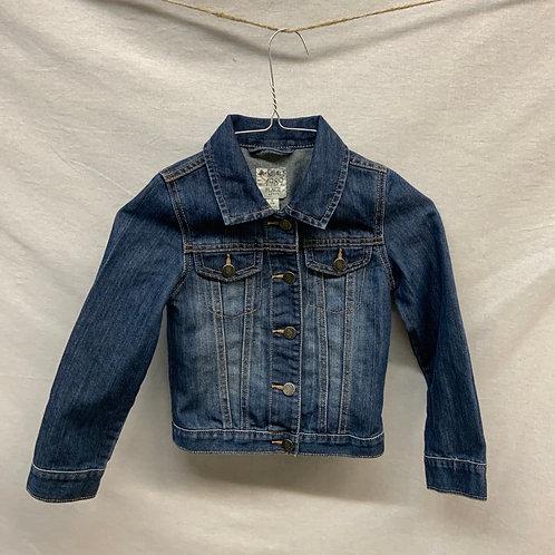 Girls Long Sleeve Shirt - Size S 5/6