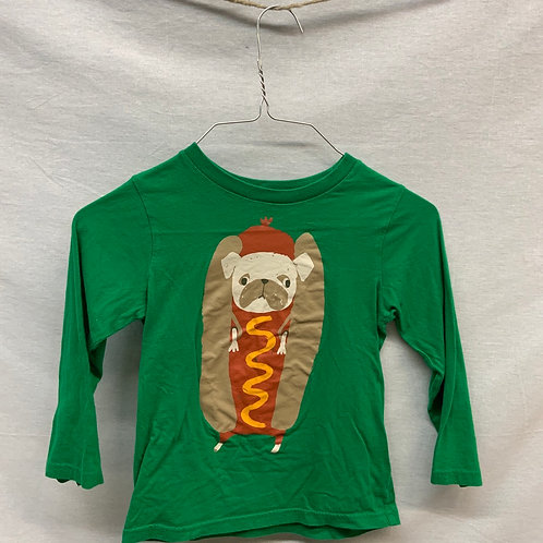 Boys Long Sleeve Shirt - Size 5T