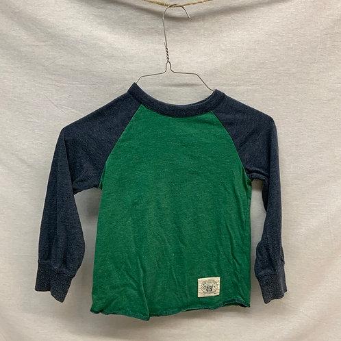 Boys Long Sleeve Shirt - Size XS 4-5