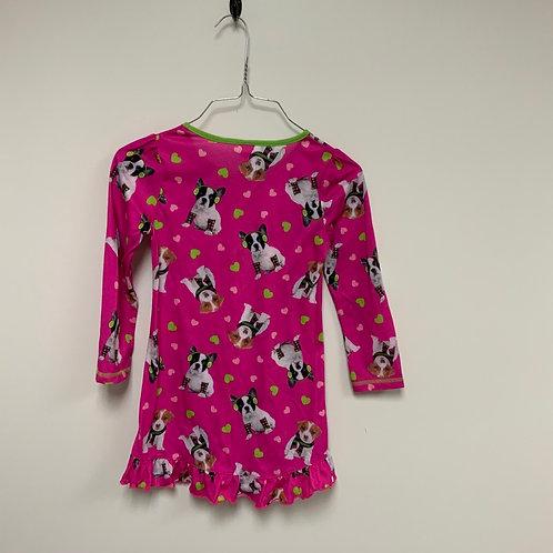 Girls pajamas size small?