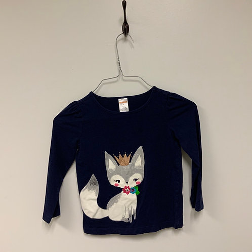 Girls Long Sleeve Shirt - Size 4