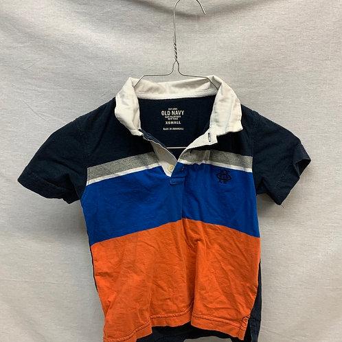 Boys Short Sleeve Shirt - Size XS