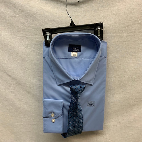 Men's Long Sleeve Shirt - Size XL Neck Size 17 - 17 1/2