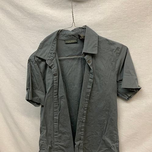 Boys Short Sleeve Shirt - S