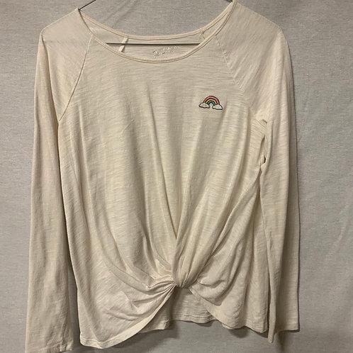 Girls Long Sleeve Shirt - Size XL