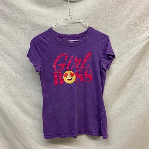 Girl's Short Sleeve Shirts Size: 14/16