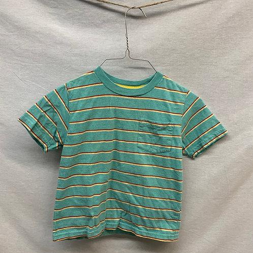 Boys Short Sleeve Shirt - Size 5T