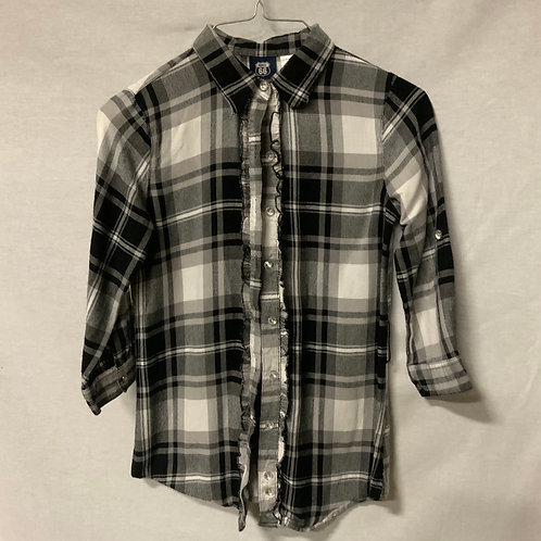 Girls Long Sleeve Shirt - LG (10/12)