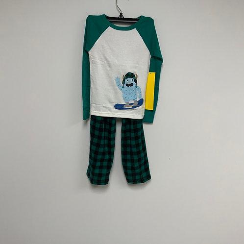 Girls pajamas size small