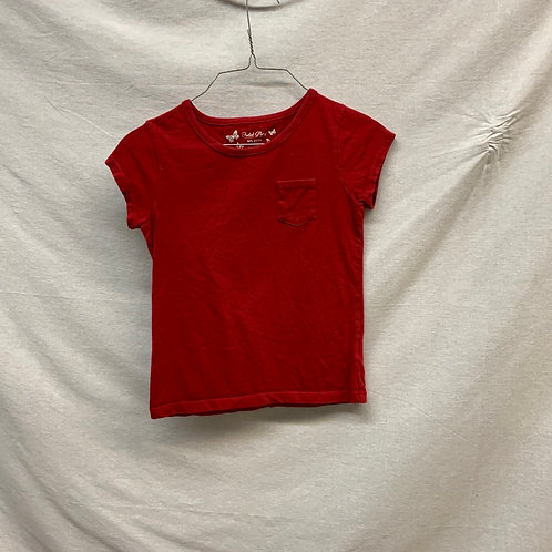Girl's Short Sleeve Shirts Size: 10/12