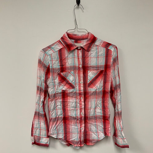 Girls Long Sleeve Shirt - Size 12