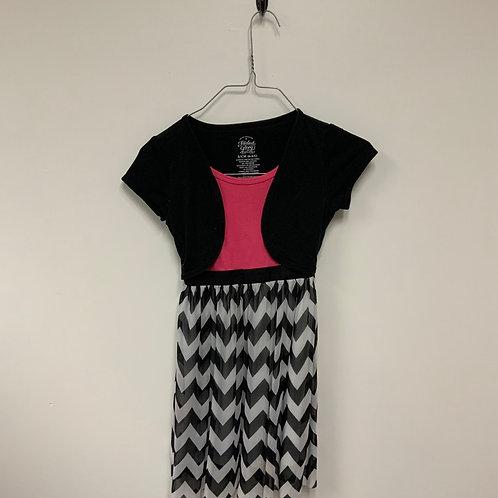 Girls Dress - Size 6-6X