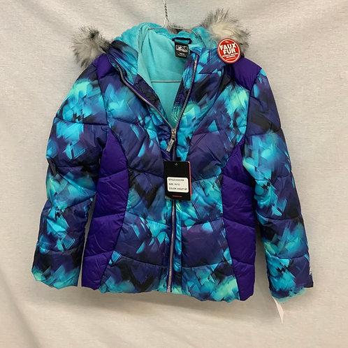 Girls Winter Jacket - Size L (10/12)