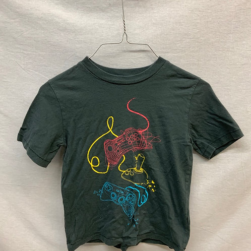 Boys Short Sleeve Shirt - Size 6/7