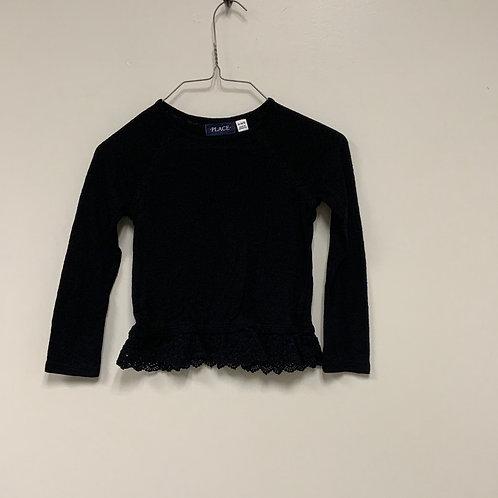 Girls Long Sleeve Shirt - Size S