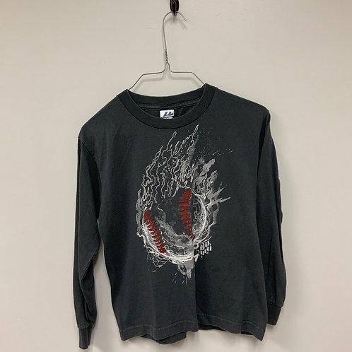 Boys Long Sleeve Shirt - Size 6-7