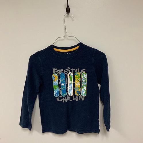 Boys Long Sleeve Shirt - Size 7