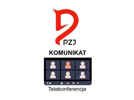 Telekonferencje konkurencji – komunikat