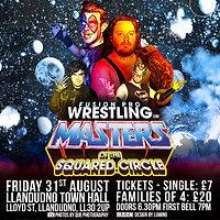 Masters of the Squared Circle 2018 - ins