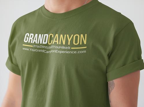 Men's CVC Crew Premium Tee GRAND CANYON T-Shirt