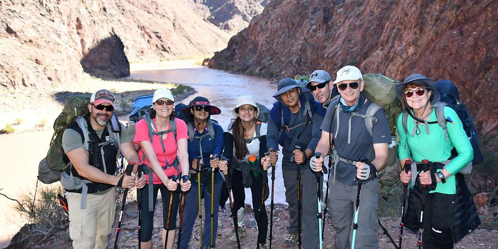 3 Day Grand Canyon Backpacking Trip - November 14th