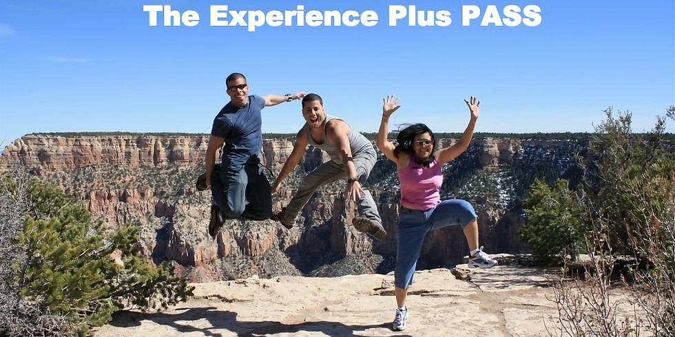 The Experience Plus PASS