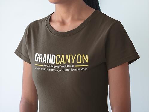 Woman's GRAND CANYON Premium Boyfriend Tee